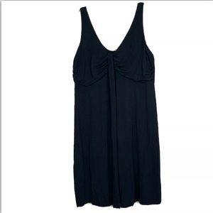 💜Tommy Bahama Dress Sleeveless Black Mini Sz XL